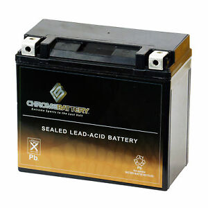 Ytx20 bs High Performance Maintenance Free Sealed Agm Motorcycle Battery