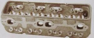 Brodix Small Block Chevy Ik Series Cylinder Heads 23 1028000
