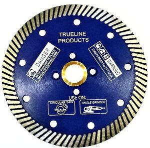 5 Turbo Diamond Blade For Angle Grinder 50 Pack