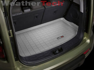 Weathertech Cargo Liner Trunk Mat For Kia Soul 2010 2013 Grey
