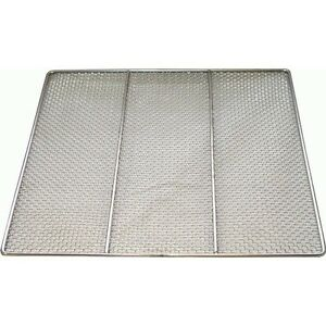 Ace Lot Of 4 Stainless Steel Donut Frying Screens 19 W X 19 L Dn fs19