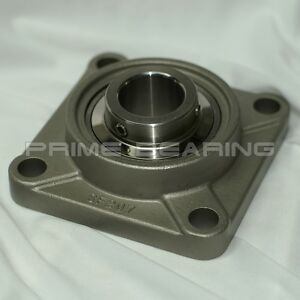 High Quality Sucsf208 24 1 1 2 Stainless Steel 4 bolt Flange Bearing