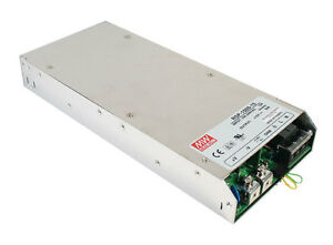 Meanwell Ac Dc Power Supply Rsp 1000 48 Vdc 1000w