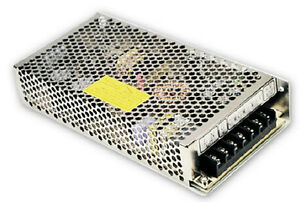 Meanwell Ac Dc Power Supply Rs 150 24 150 Watts 24 Volts