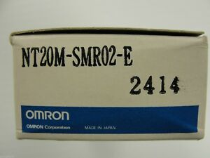 New Omron System Rom Nt20m smr02 e