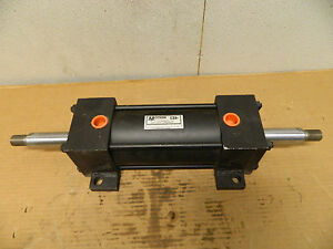 New Motion Controls Air Pneumatic Double acting Cylinder 4 1 2 Stroke 3 Bore