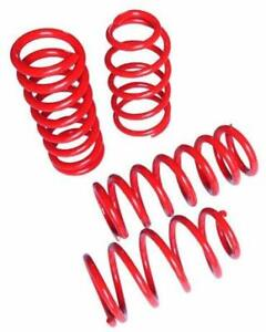 Touring Tech Performance Lowering Springs 05 2014 Mustang 1 6 f 2 0 r