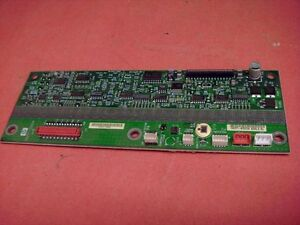 Hp Designjet 1050c Plotter C6071 60004 Iss Pc Board Assy