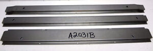 Ford Model A Roadster Car Body Channels 3 Piece Set 30 31 1930 1931