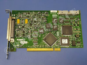 National Instruments Pci 6024e Ni Daq Card Analog Input Multifunction