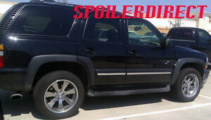 Factory Style Fender Flares 00 06 Chevy Tahoe Smooth Front Rear 6 Pcs