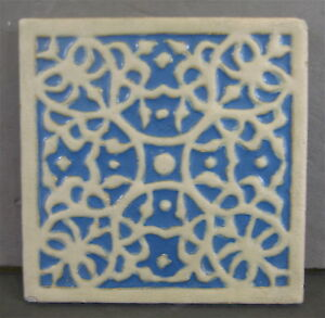 Rookwood Vintage Geometric Tile
