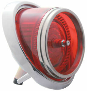 1965 Chevy Impala Led Tail Light Assembly Left Ea