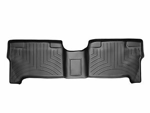 Weathertech Floorliner For Toyota Tundra Double Cab 2004 2006 2nd Row Black