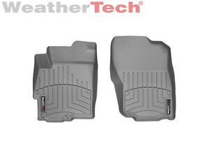 Weathertech Floorliner For Mitsubishi Lancer 2008 2017 1st Row Grey