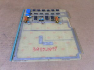 Bendix Dynapath 3726357 A S5 Resolver Exciter Interface Circuit Board