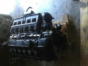 2003 Bmw 330ci Engine