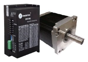 One Axis Nema 42 2832 Oz in 20 N m Stepper Motor 120 Vac Cnc Stepper Drive