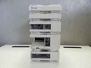 Agilent hp 1100 Hplc System With Quaternary Pump Dad