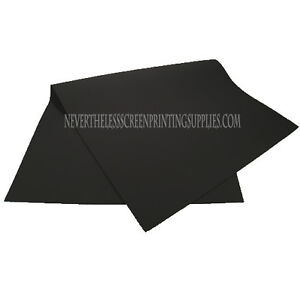 Vacuum Exposure Unit Neoprene Blanket Diy replacement Light Box