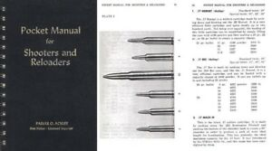 Pocket Manual for Shooters and Reloaders 1964 - Ackley