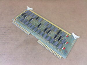 Cincinnati Milacron 3 531 2095a Timing Shift Register Circuit Board
