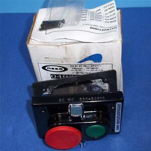 Reese Emergency Stop Pushbutton 04932 032 new