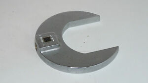 Snap On 2 13 16 An8506 39 Chrome Crow Foot Wrench 3 8 Drive Un Issued Surplus