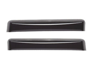 Weathertech Side Window Deflectors For 2013 2015 Chevy Spark 81572