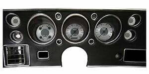 Classic Instruments Chevelle Malibu Ss Gauge Cluster All American Series Gauges