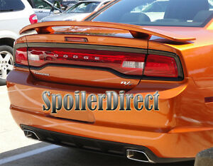 Dodge Charger Factory Style Spoiler Rear Wing Color Mtb 129 Shipped