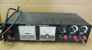 Global Model 1301 Power Supply 230 Vac 1 4 Asb 20 Vdc 1 Dc Amps Used