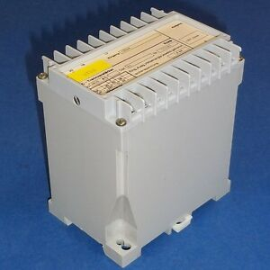 Knick 110 220v 1 5kv Isolation Transformer 8820 A1 Opt 63