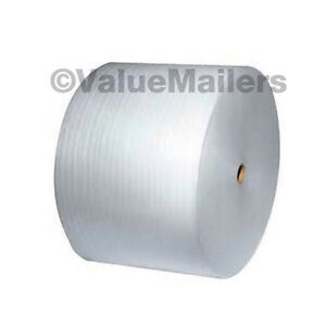 Micro Foam Wrap 1 16 X 150 X 12 Moving Packaging Cushion Perforated Roll