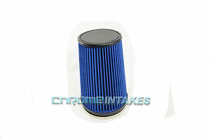 Blue 2005 Universal 152mm 6 Inches Diameter Truck Dry Air Intake Filter