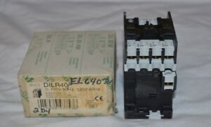 Moeller Dilr40 Dil R 40 Contactor New