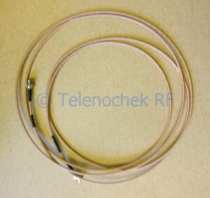 Harbour Industries M17_60_rg142 Milc17 27478 Bnc m 150 4 Ghz Rugged Rf Cable