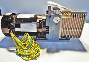 Thermo Electronic Corp Vacuum Pump Model 6822 W Motor