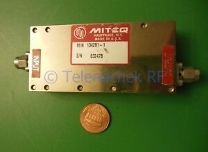 Rf If Microwave Bandpass Filter 402 5 Mhz 17 Mhz Bw Power 5 Watt Data