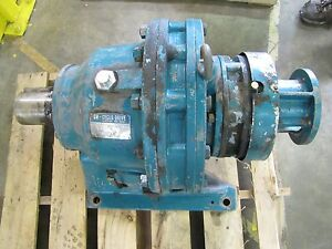 Sumitomo Sm cyclo Hj606a Gearbox Speed Reducer 1225 1 Ratio 90000 In lb 2 4hp In