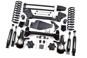 New Zone Offroad C7n 6 Lift Kit 00 06 Chevy Gmc Avalanche Tahoe Suburban 4wd