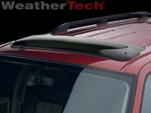 Weathertech No drill Sunroof Wind Deflector Ford Expedition 1997 2013