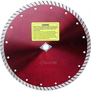 6 Premium Dry Cut Granite Diamond Saw Blade Fits Metabo We14 150 10 pk