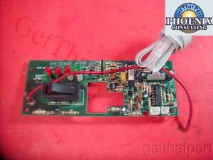 Gbc 3550x Paper Shredder Control Switch Pcb Assembly 91020002979x