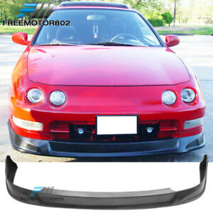 For 94 97 Acura Integra Front Bumper Lip Spoiler Bodykit Concept Style Urethane