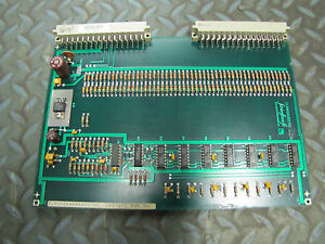 Schlafhorst Shift Register Circuit Board Card 117 655 534 Ga 117 655534 Ga