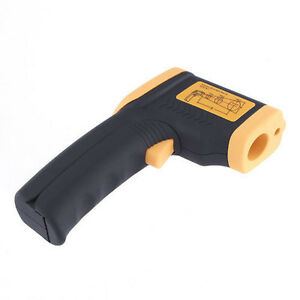 Infrared Digital Thermometer With Laser ghost Hunting Equipment Temperature