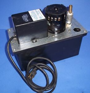 Little Giant Vcl 14uls 553101 Automatic Condensate Removal Pump