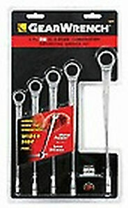 Gearwrench 5pc Met Xl X Beam Combo Wrench Set 95554