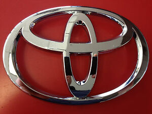 All New 2014 Toyota Corolla Front Grille Emblem Genuine Oem And Brand New